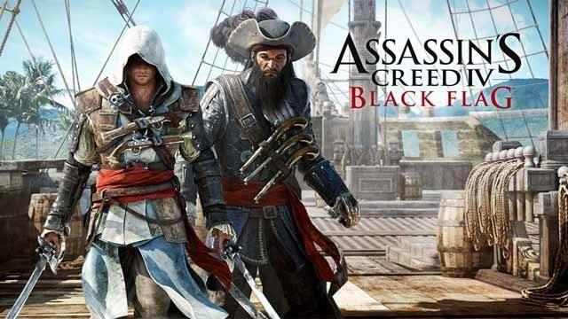 Чит трейнер Assassin's Creed 4 Black Flag