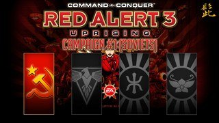 Чит трейнер Command & Conquer Red Alert 3 - Uprising
