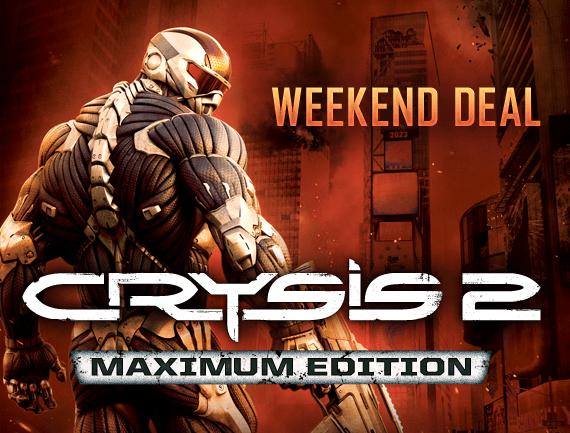 Трейнер Crysis 2 - Maximum Edition