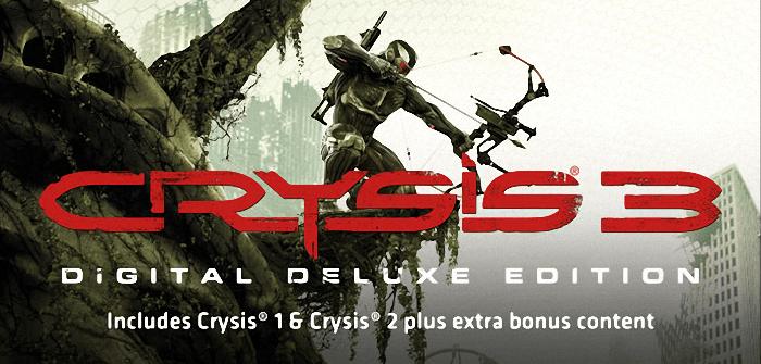 Crysis 3 - Digital Deluxe Edition Трейнер 1.3 [+8)]