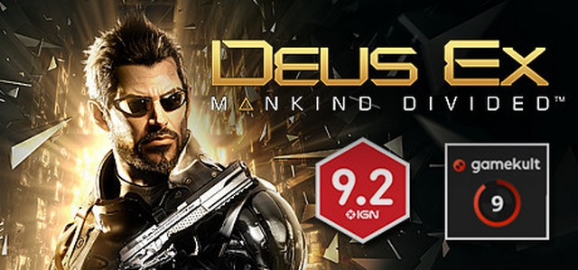 Deus Ex - Mankind Divided Чит трейнерr [+20] (all)