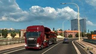 Euro Truck Simulator 2 Чит трейнер [+2] (all)