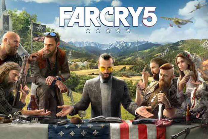 Трейнер Far Cry 5