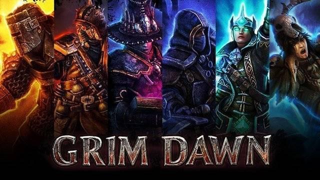 Чит трейнер Grim Dawn