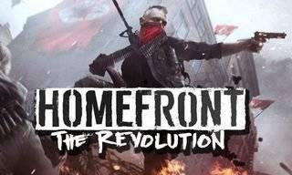 Чит трейнер Homefront - The Revolution