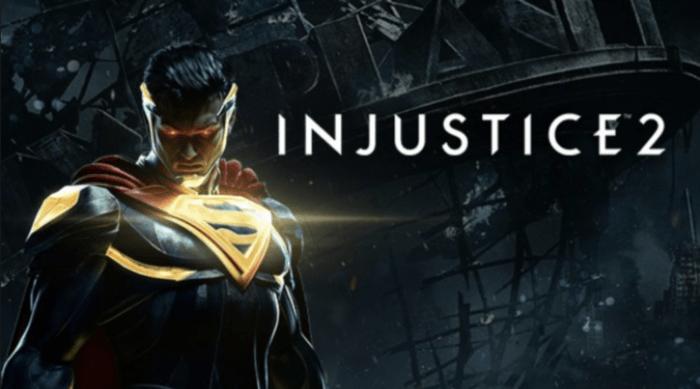 Трейнер Injustice 2