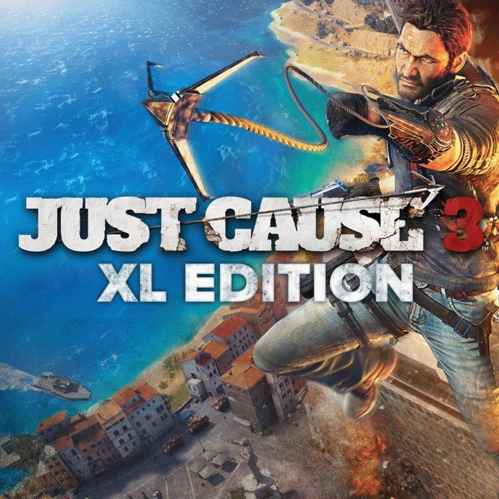 Трейнер Just Cause 3 - XL Edition
