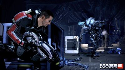 Mass Effect 2 Чит трейнер [+18] (All Versions)