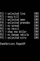 Rage Трейнер [+9] (ver. - all)