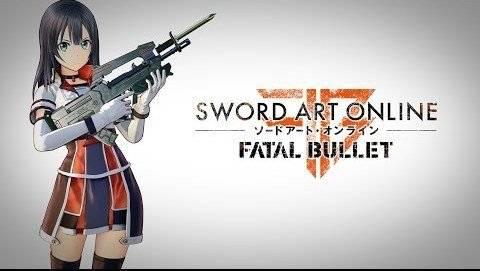 Чит трейнер Sword Art Online - Fatal Bullet