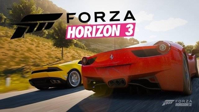 Трейнер Forza Horizon 3 640x360