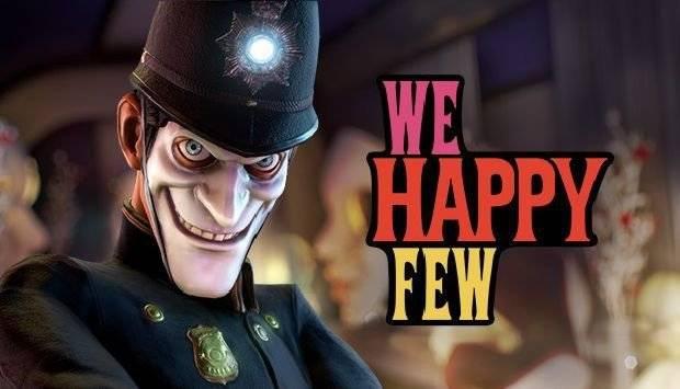 Трейнер We Happy Few
