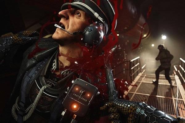 Wolfenstein 2 - The New Colossus Трейнер [+9]