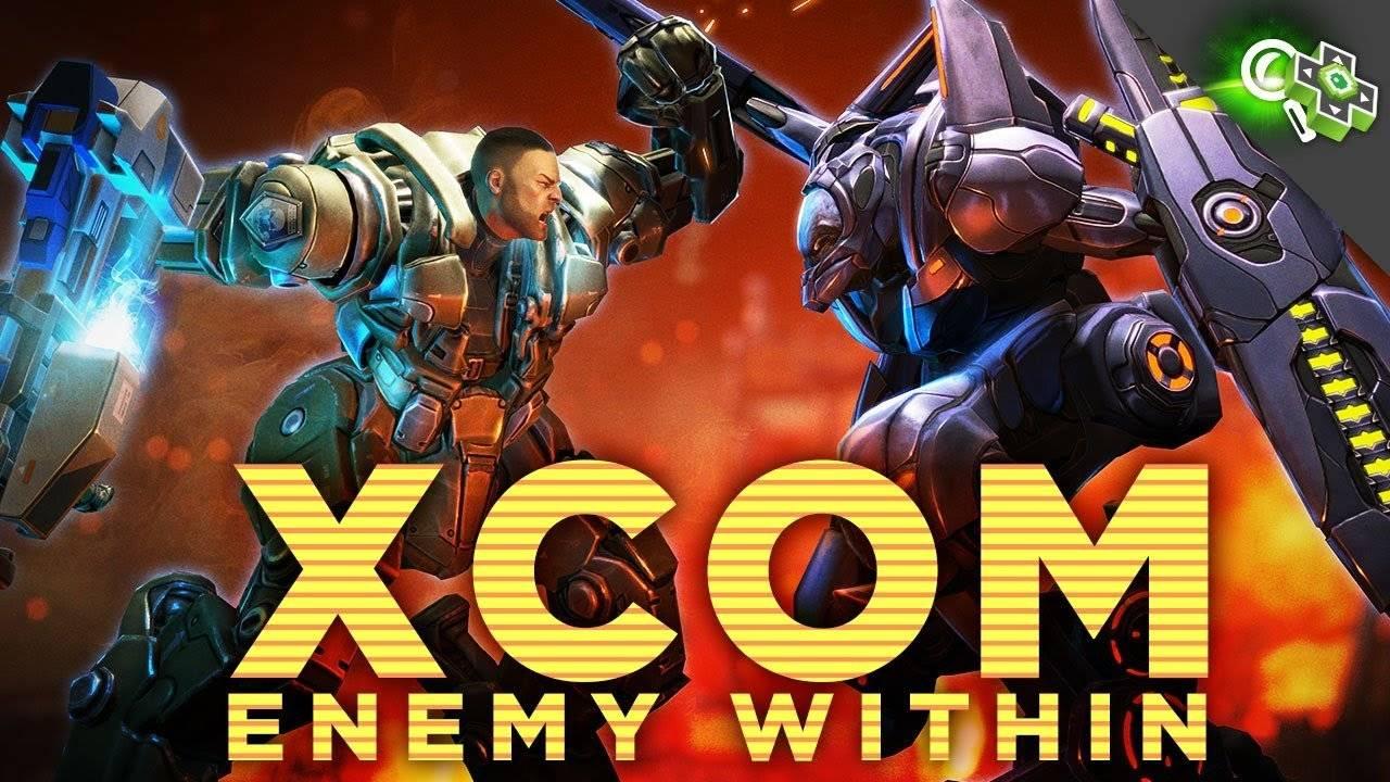 Трейнер XCOM Enemy Within