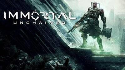 Чит трейнер Immortal - Unchained