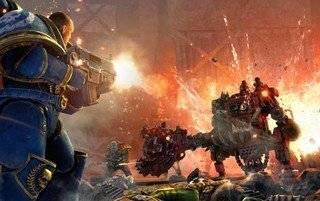 Warhammer 40,000 - Space Marine Трейнер [+3] (Latest)