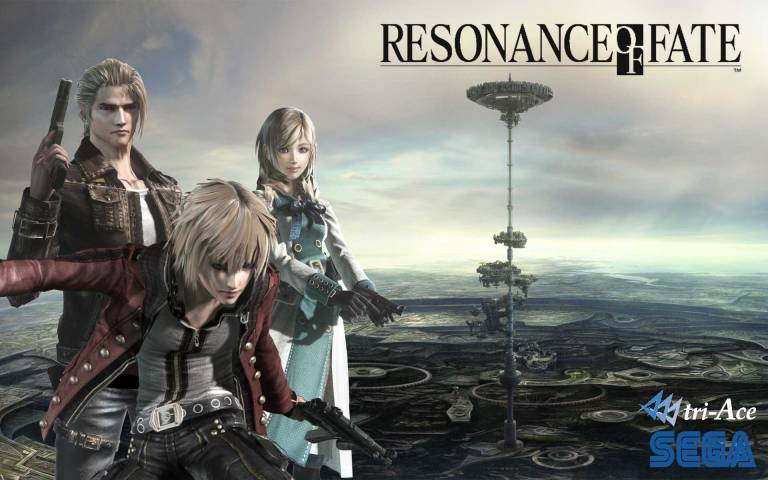 Трейнер Resonance of Fate 4K HD Edition