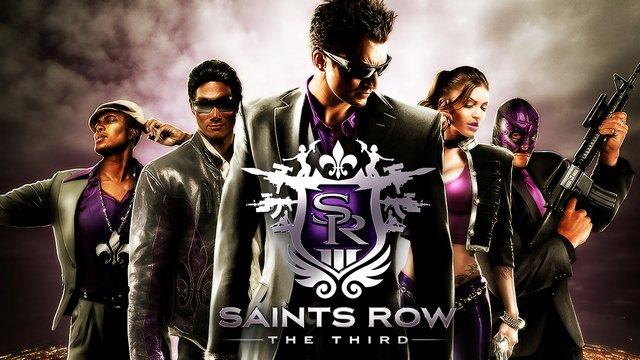 Чит трейнер Saints Row - The Third