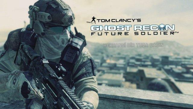Чит трейнер Tom Clancy's Ghost Recon - Future Soldier