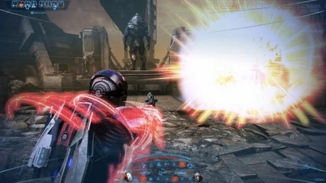 Mass Effect 3 Чит трейнер [+12] (Latest)