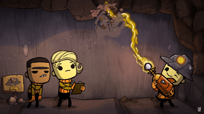 Oxygen Not Included Чит трейнер [+7] (Latest)