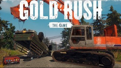 Чит трейнер Gold Rush - The Game
