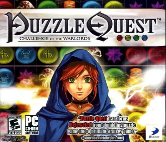 Чит трейнер Puzzle Quest Challenge of the Warlords