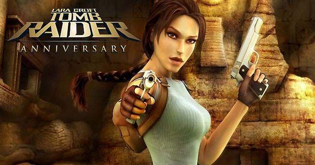 Чит трейнер Tomb Raider Anniversary