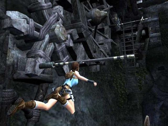 Tomb Raider - Anniversary Чит трейнер [+7] (Latest)
