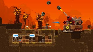 Broforce Чит трейнер [+2] (Latest)