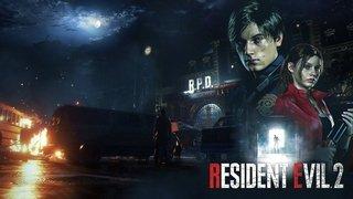 Чит трейнер Resident Evil 2