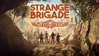 Чит трейнер Strange Brigade