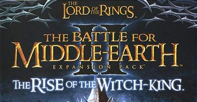 Чит трейнер The Lord of the Rings -The Battle for Middle-earth 2 - The Rise of Witch King