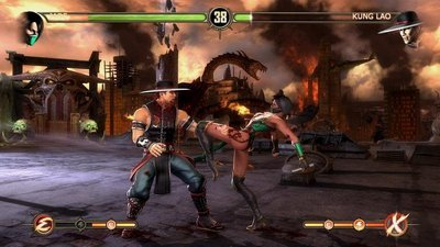 Mortal Kombat - Komplete Edition Чит трейнер [+14] (Latest)
