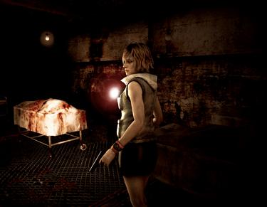 Silent Hill 3 Трейнер [+11] (Latest)