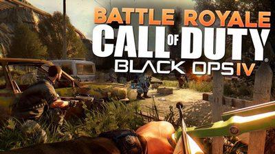 Чит на Call of Duty - Black Ops 4 Battle Royale