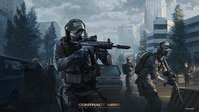 Чит на Contract Wars offocial-site-cheats.ru