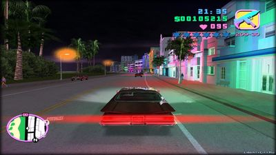Чит на Grand Theft Auto - Vice City [+13] (Latest)