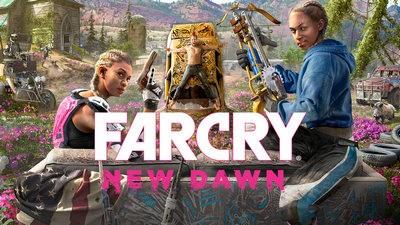 Чит трейнер Far Cry - New Dawn