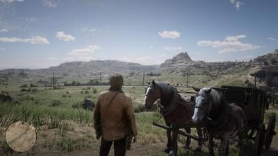 Red Dead Redemption 2 Чит трейнер [+20] (Latest)