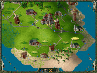The Settlers 2 - History Edition Чит трейнер [+2] (Latest)