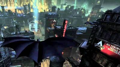 Batman-Arkham City Чит трейнер (Latest) [+12]