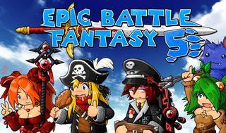 Чит трейнер Epic Battle Fantasy 5