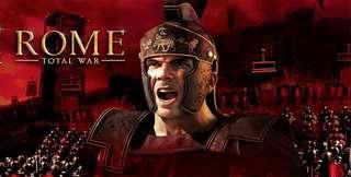Чит трейнер Rome - Total War