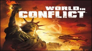 Чит трейнер World in Conflict