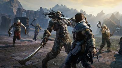 Middle-earth Shadow of Mordor Трейнер (Latest) [+9]