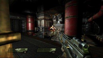 Quake 4 Чит трейнер (Latest) [+11]