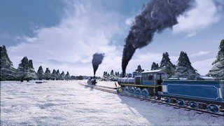Railway Empire Чит трейнер (Latest) [+4]