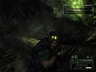 Tom Clancys Splinter Cell - Chaos Theoryt Чит трейнер (Latest) [+6]