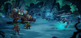 Battle Chasers Nightwar Чит трейнер [+17] (Latest)